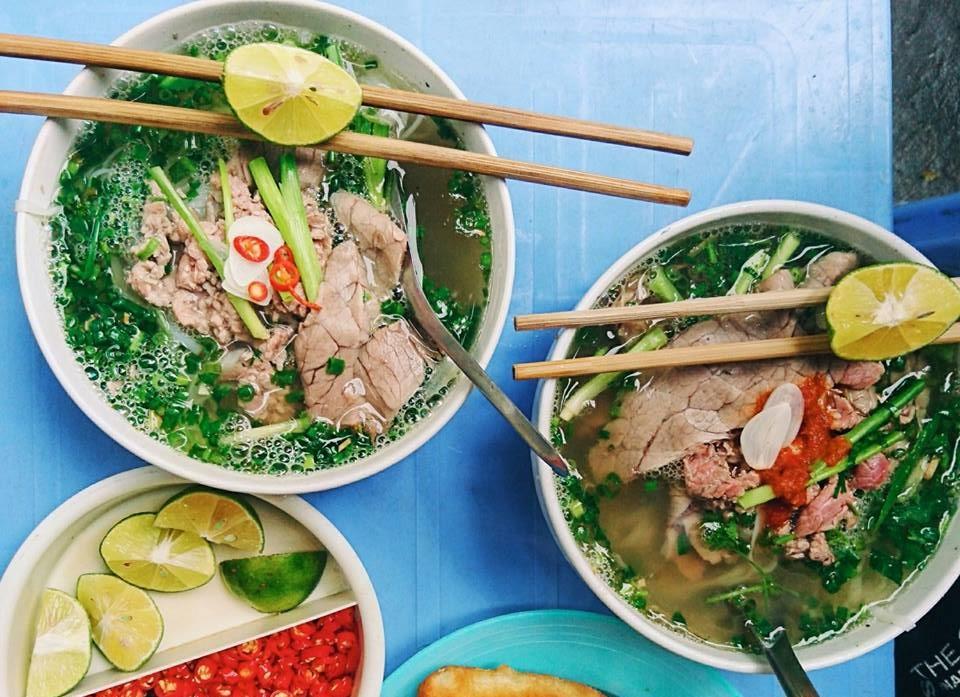 Một bát phở đúng chuẩn theo cách nấu phở truyền thống của người Việt Nam - Ảnh: fantasea