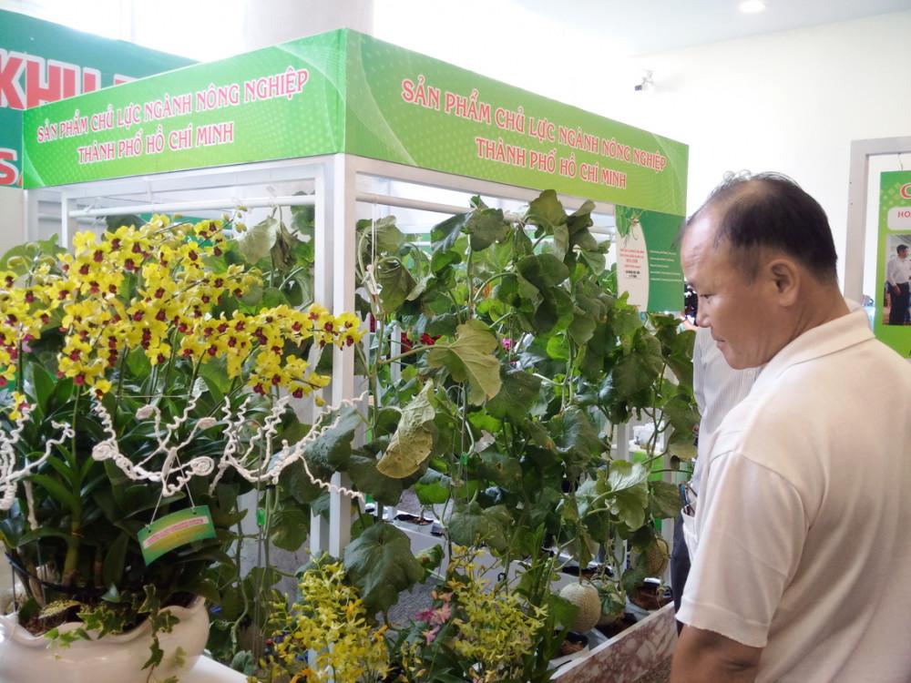 Sản phẩm nông nghiệp chủ lực đem lại giá trị cao cho ngành nông nghiệp TPHCM