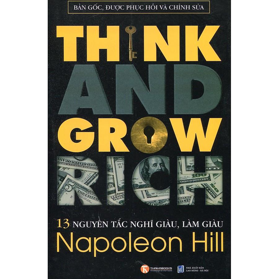 Đầu năm 2020, giữa First News và Thái Hà Books từng xảy ra tranh chấp bản quyền với cuốn sách Think and Grow Rich