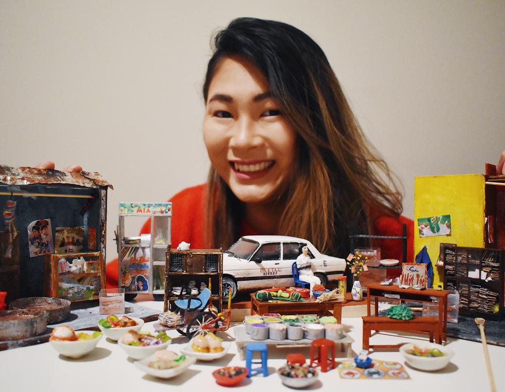 Huỳnh Lộng Ngọc và các mô hình ký ức Việt Nam của cô
