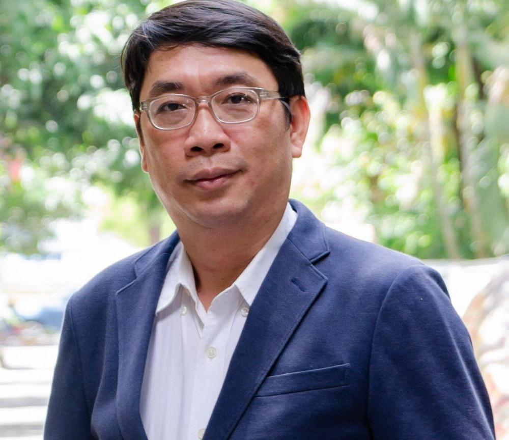 Ông Đinh Minh Hiệp, Giám đốc Sở Nông nghiệp và Phát triển Nông thôn TPHCM