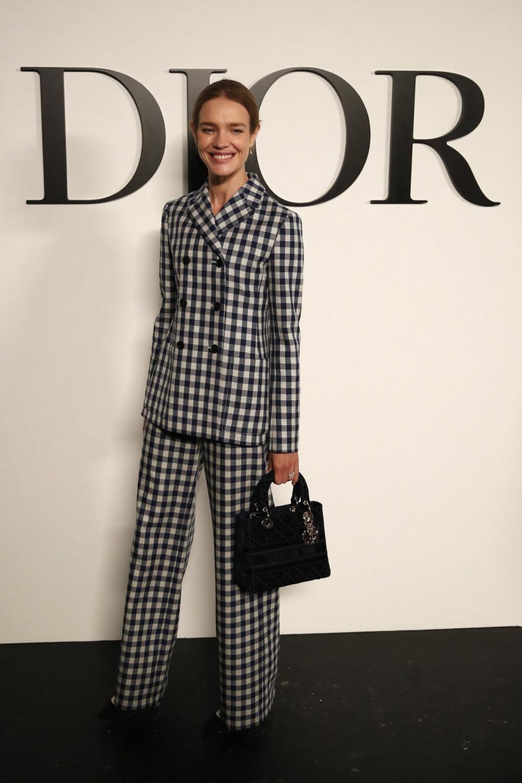 Siêu mẫu Natalia Vodianova là một gương mặt nổi bật trong thế giới thời trang - Ảnh: Francois Mori/AP