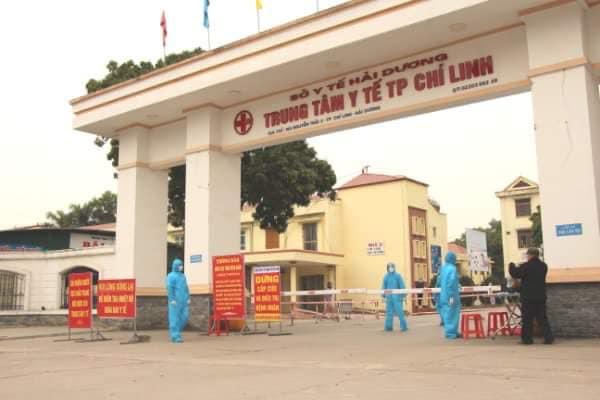Trung tâm Y tế TP Chí Linh, ảnh Bộ Y tế