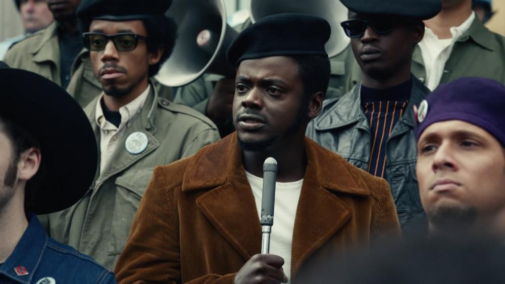 Diễn viên Daniel Kaluuya, phim Judas and the Black Messiah