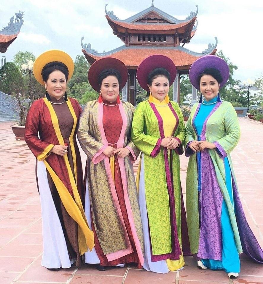 Các chị em trong gia đình nghệ sĩ Thanh Hằng sẽ tham gia đêm nhạc