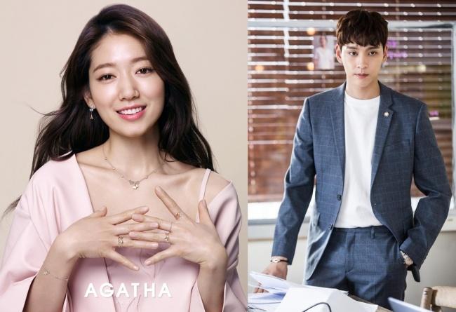 Park Shin Hye hạnh phúc bên Choi Tae Joon.