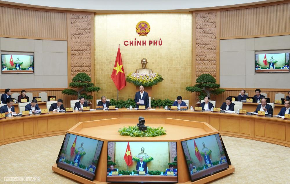 Thủ tướng Nguyễn Xuân Phúc cho hay, nhân sự trong Chính phủ khóa mới cơ bản thay đổi