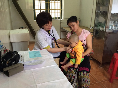 PGS.TS Trương Thanh Hương được tôn vinh vì những đóng góp tích cực cho sức khỏe cộng đồng