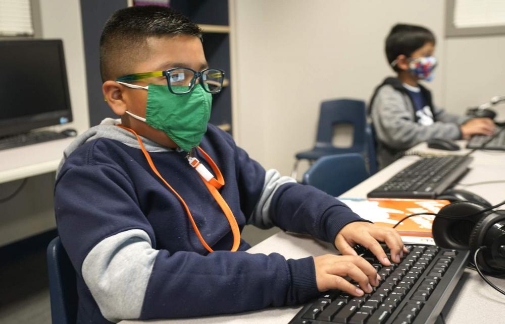 Texas, Mississippi, Louisiana là những tiểu bang tồi tệ nhất đối với trẻ em trong đại dịch - Ảnh: Getty Images