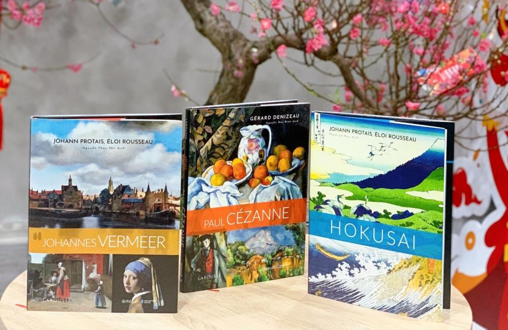 Nhiều tựa sách hay được lên kệ đầu năm