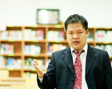 TS Đàm Quang Minh, người đang nắm giữ kỷ lục trở thành hiệu trưởng nhiều trường tư thục nhất
