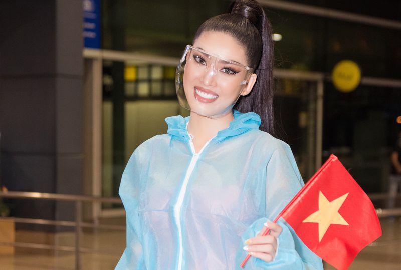 Á hậu Ngọc Thảo - đại diện Việt Nam tại cuộc thi năm nay