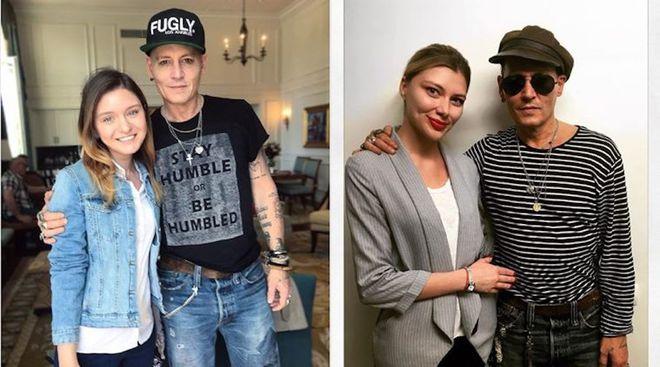 Cuộc hôn nhân thứ 2 của Johnny Depp trải qua những ngày chóng vánh rồi sớm kết thúc trong ồn ào sau 15 tháng chung sống. Tháng 5/2016, Amber Heard đệ đơn ly hôn Johnny Depp, tố cao bị chồng đánh đập. Cả hai ly hôn trong ồn ào, cùng lúc đó hình tượng của nam tài tử cũng bị sứt mẻ nghiêm trọng. Năm 2017, nam diễn viên bị khán giả tẩy chay. Sau loạt bê bối, Johnny Depp chọn cách ngập ngụa trong rượu, ma túy. Những tháng ngày chè chén bê tha, khoảng thời gian sống chung với những nỗi muộn phiền, đau khổ biến tài tử phong độ, điển trai,