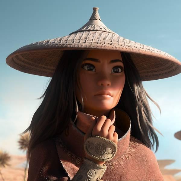 Raya and the Last Dragon có sự góp mặt của công chúa Đông Nam Á đầu tiên của Disney