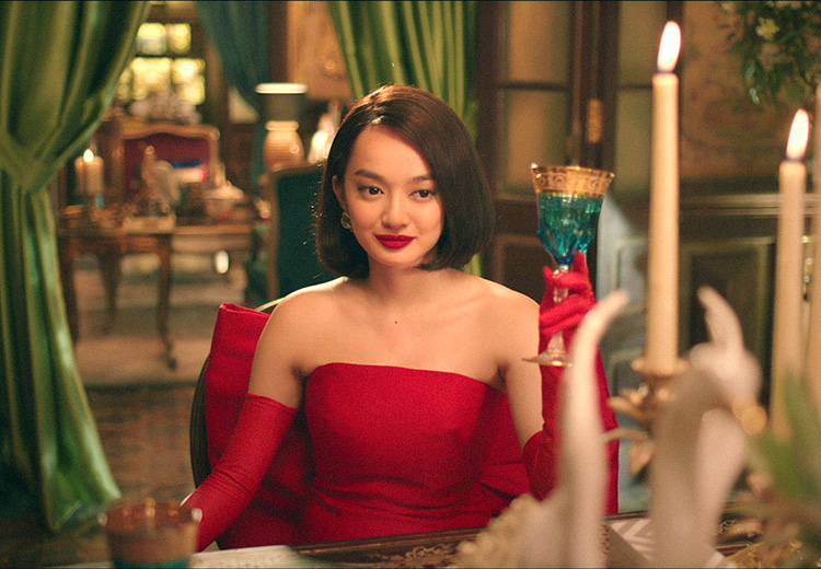 Kaity Nguyễn trong vai Lý Linh của Gái già lắm chiêu V