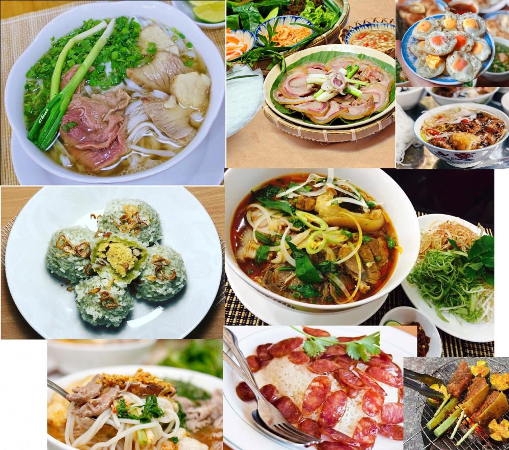 Ẩm thực, đặc sản Việt Nam luôn là niềm tự hào của người dân Việt Nam.