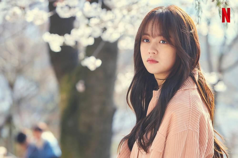 Kim So Hyun xinh đẹp trong tạo hình phim Chuông báo tình yêu.