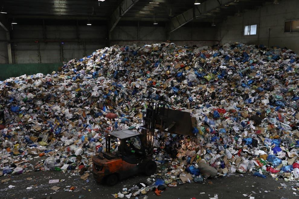 Gần một tỷ tấn thực phẩm bị vứt bỏ trên toàn cầu mỗi năm - Ảnh: Getty Images