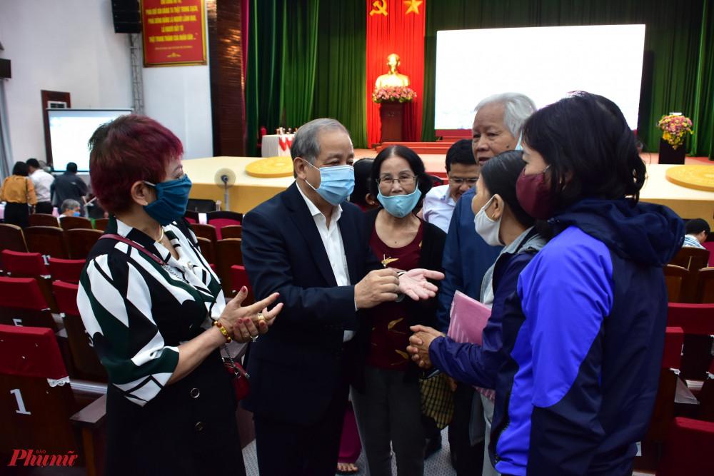 Ông Phan Nhọc Thọ - Chủ tịch UBND tỉnh Thừa Thiên Huế khẳng định cán bộ nào để xảy ra tiêu cực trong quá trình thực hiện sẽ bị kỷ luật