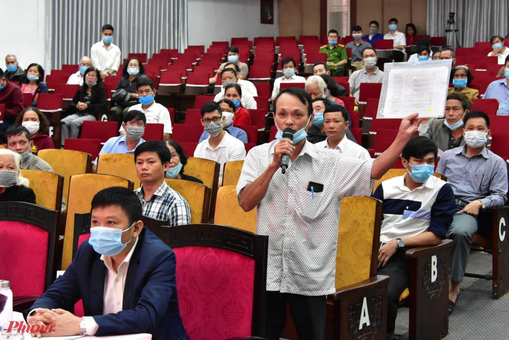 Theo khung chính sách mới thì có khoảng 108 hộ tại Tuyến phòng lộ và Hộ Thành Hào được hưởng chính sách bồi thường