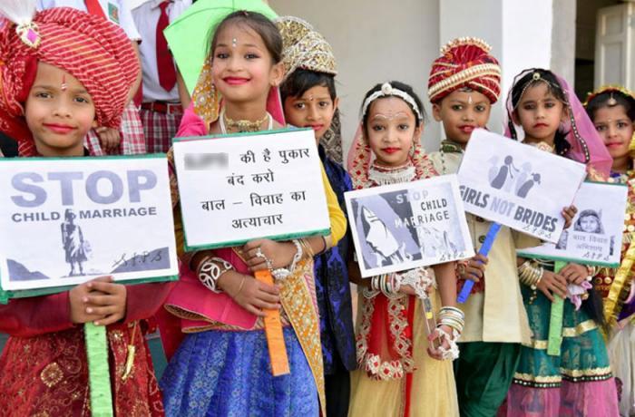 Trẻ em gái ở Pakistan cũng phải đối mặt với vấn đề kết hôn sớm xảy ra liên tục trong thời gian COVID-19 - Ảnh: