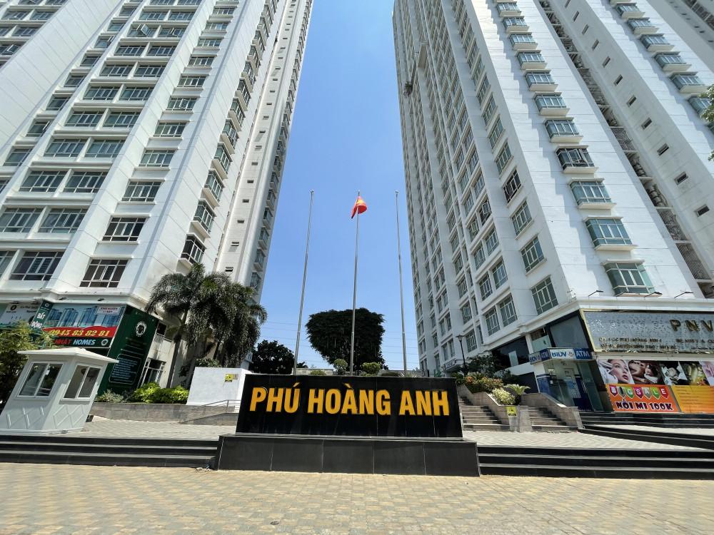 Ban quản trị chung cư Phú Hoàng Anh