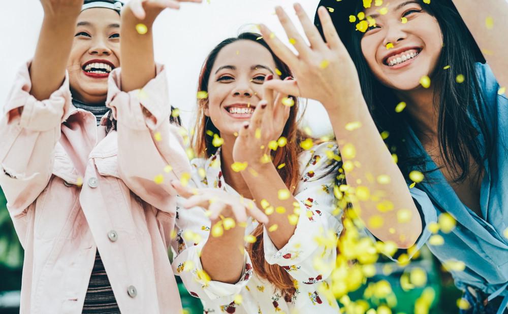 Hạnh phúc vốn không có công thức, nhưng bản chất hạnh phúc phải là niềm vui - Ảnh minh họa
