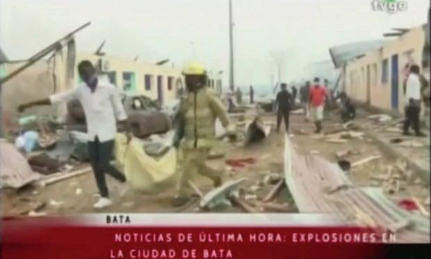 ít nhất 20 người chết và hơn 600 người khác bị thương sau vụ nổ căn cứ quân sự.