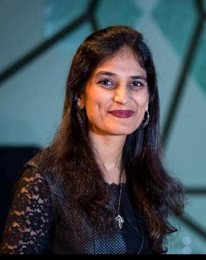 Tiến sĩ Greeni Maheshwari