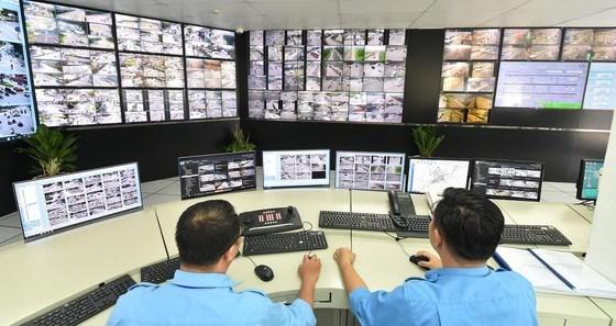 Cần đẩy nhanh tiến độ các dự án thành phần góp phần xây dựng TPHCM thành đô thị thông minh. Ảnh: Việt Dũng.