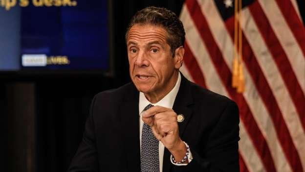 Các nhân vật đảng Dân chủ hàng đầu ở New York đã lên tiếng kêu gọi Thống đốc Cuomo từ chức - Ảnh: Mns.com