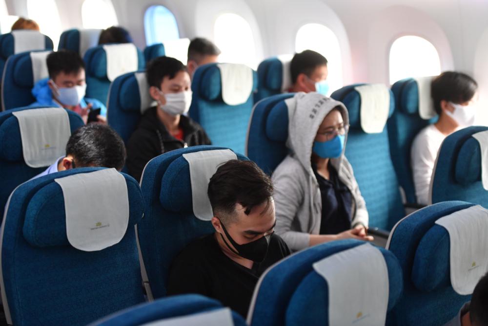 Khách bay có thể mua thêm ghế cạnh bên với giá 55.000 đồng. (Ảnh minh hoạ)