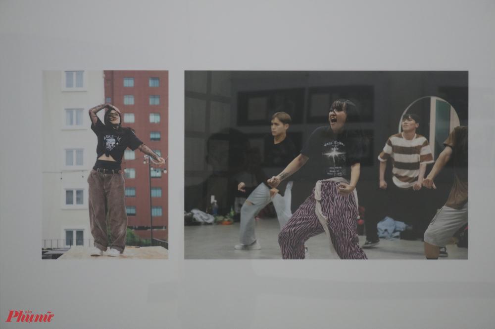 The breath of dance của Lê Đặng Ngọc Bích