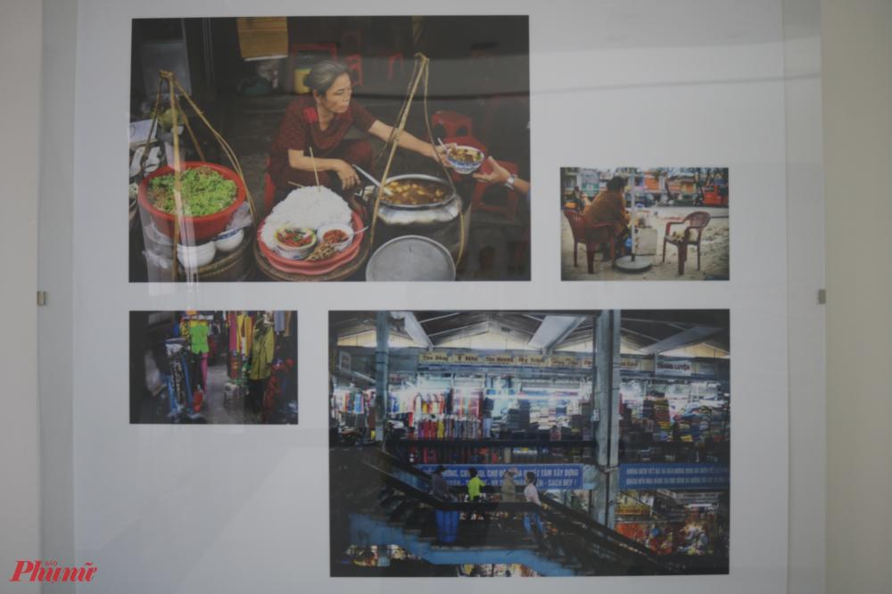 Ghé chợ Đông Ba của Nguyễn Ngọc Duy