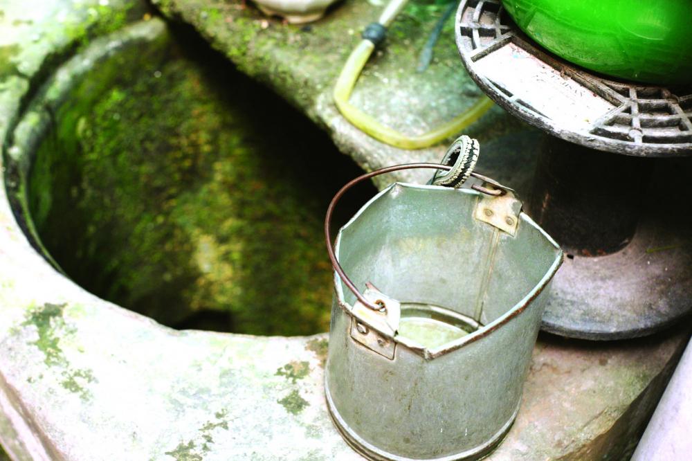Trải mấy trăm năm, nước giếng vẫn trong, vẫn mát