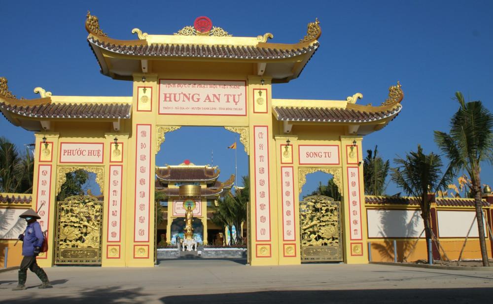 Ông Võ Hoàng Yên đăng ký khám chữa bệnh tại Hưng An Tự từ ngày