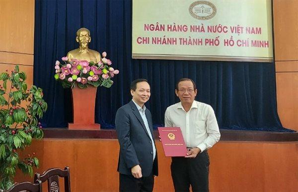 ông Nguyễn Hoàng Minh sẽ giữ chức giám đốc NHNN thay ông Tô Duy Lâm
