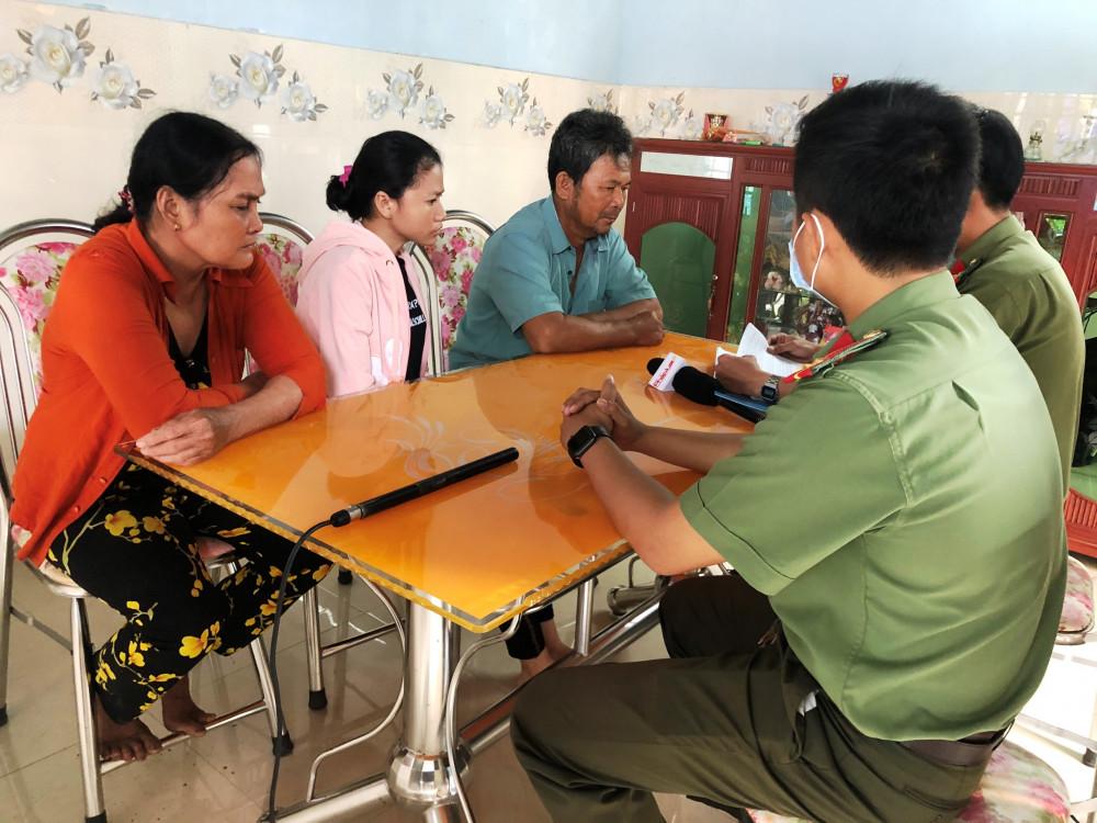 Công an đang xác minh vụ việc tại nhà một người dân ở xã Bình Long, huyện Bình Sơn từng được ông Yên chữa bệnh