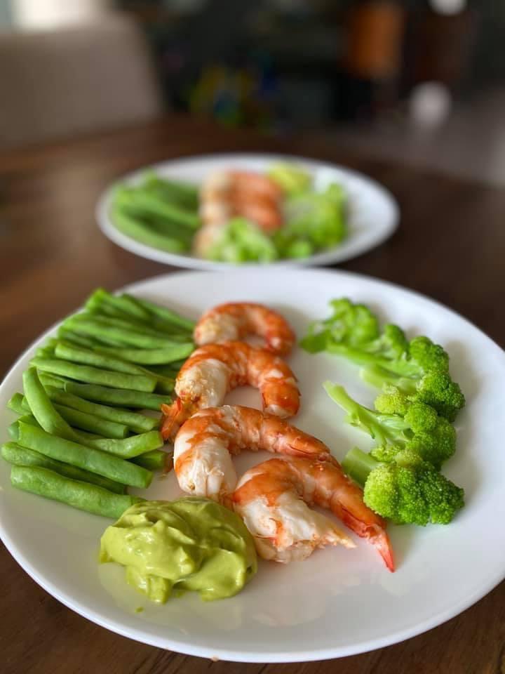 Nấu ăn luôn đầy niềm hứng khởi với tôi...