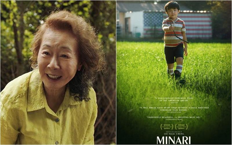 Nữ diễn viên xuất sắc nhận được đề cử Oscar với vai diễn trong bộ phim Minari.