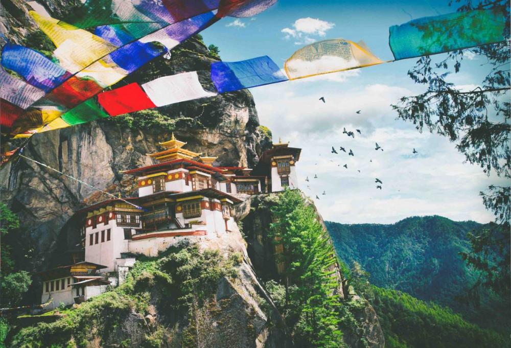 Bhutan - quốc gia xinh đẹp, bình yên.