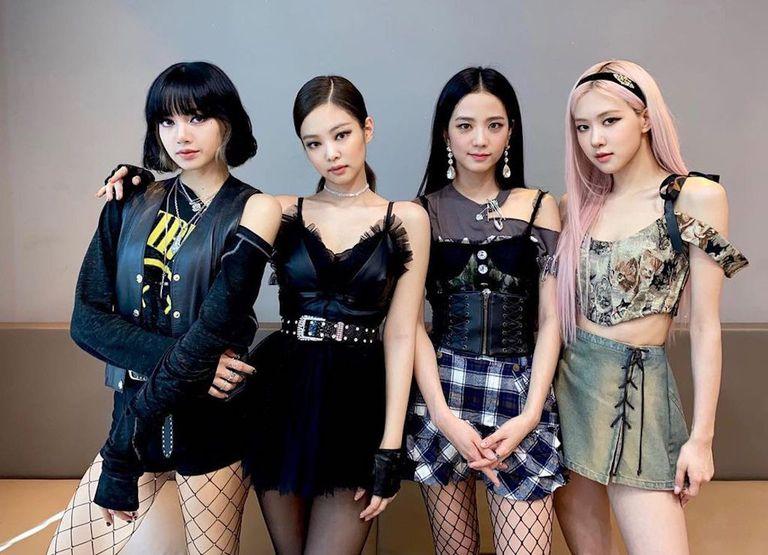 Blackpink ghi dấu ấn đậm nét với loạt sản phẩm âm nhạc trong năm 2020.