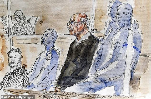Tòa án Pháp vừa có quyết định cho vụ việc nghiêm trọng xảy ra từ năm 2008 - Ảnh: