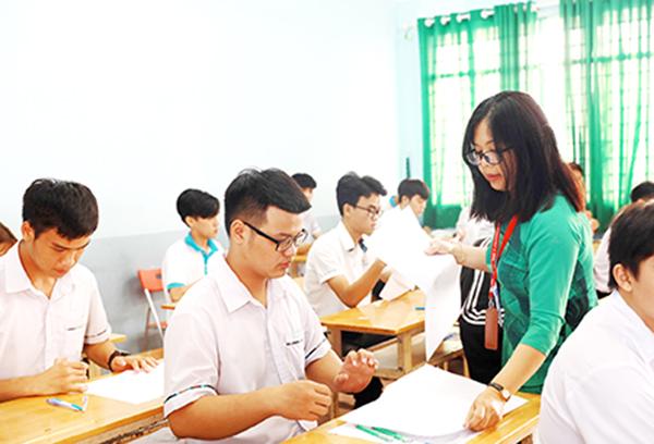 Năm nay dựi kiến thí sinh sẽ thi tốt nghiệp THPT vào ngày 7 và 8/7