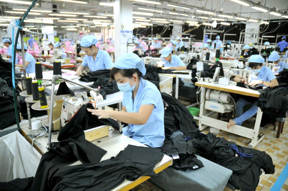 Chính quyền TP.HCM khẳng định sẽ đồng hành với các doanh nghiệp trong quá trình phát triển - ảnh: Diệp Đức Minh