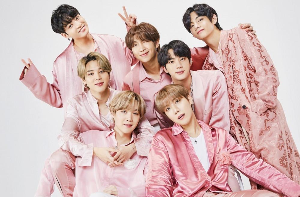 BTS là nhóm nhạc có album bán chạy nhất.