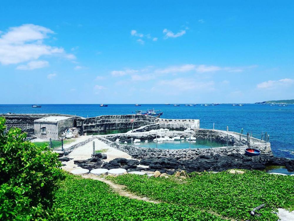 Đảo Phú Quý xanh ngát