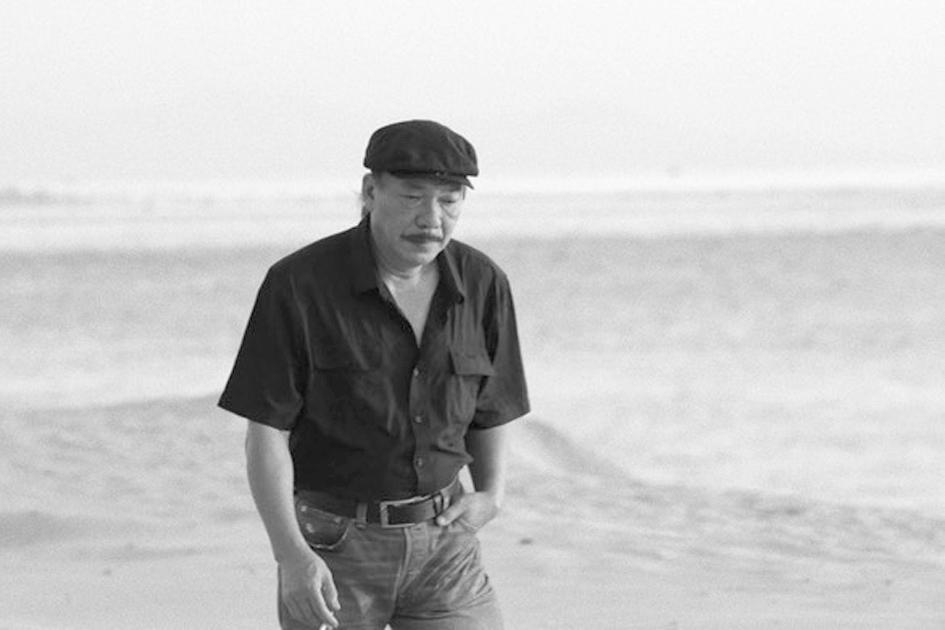 Nhạc sĩ Trần Tiến trong phim tài liệu Màu cỏ úa