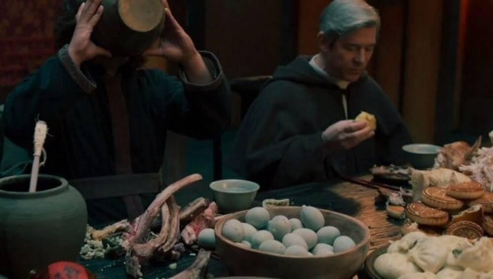 Những món ăn kiểu Trung Quốc xuất hiện trong phim Joseon Exorcist.
