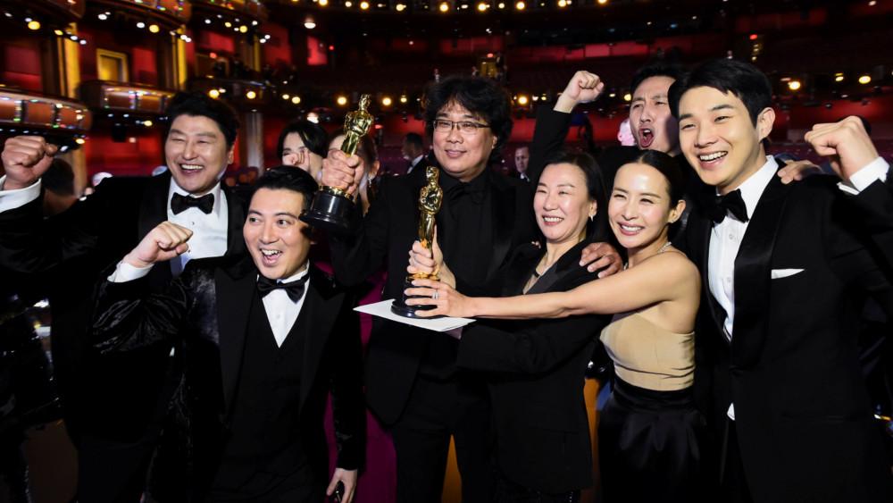 Những ê-kíp làm phim từ các quốc gia giống Parasite (Hàn Quốc) sẽ khó có thể tham sự Oscar 2021 vì dịch bệnh.